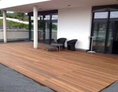 Terrasse Holz Oder Stein Elegant Terrasse Holz Stein Kombination